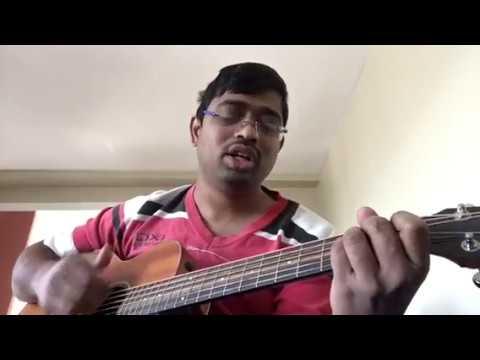 Manasuna edo raagam Guitar cover | yentha...