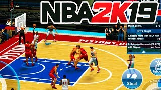 NBA 2K19 (by 2K) Android / iOS Gameplay Trailer