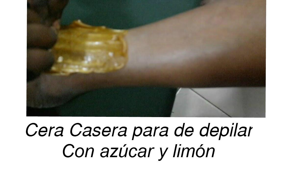 Casera depilacion