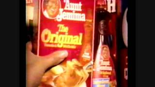Vickie Winans Aunt Jemima Pancake Commercial (LOLOL)
