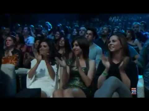 Selena Gomez Wins Choice Teen TV Actress, Comedy - Teen Choice Awards 2010