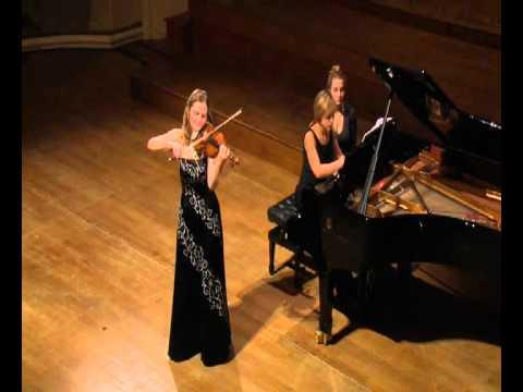 Stravinsky Divertimento (2/2), Scherzo, Pas de Deux, Variation, Coda