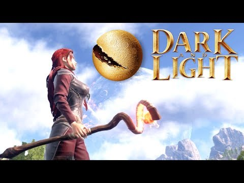DARK AND LIGHT - NEW WEAPONS TOOLS & FORGE SMELTING E03 (LET'S PLAY DnL NEW GAMEPLAY)