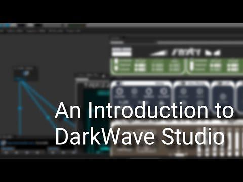 Introduction to DarkWave Studio (a Freeware DAW)