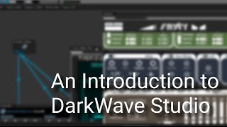 Introduction to DarkWave Studio (a Freeware (not FOSS) DAW)