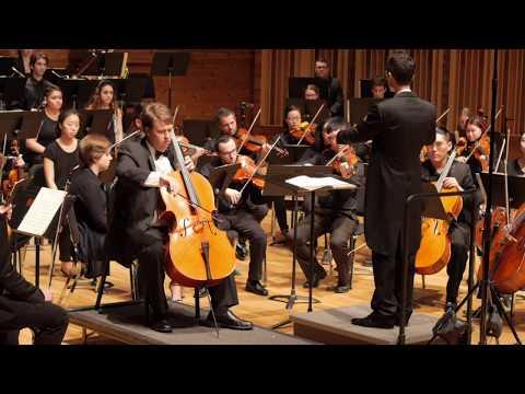 Elgar Cello Concerto Mvts 1 and 2- Alex Nelson