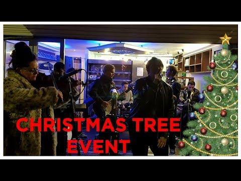 Southfields Academy 2017 Christmas Tree Lights