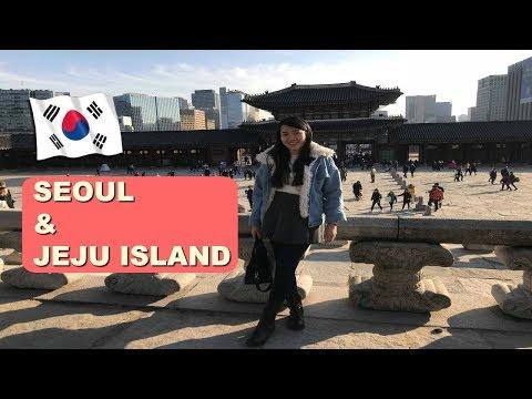 Korea Trip Seoul & Jeju  November 2017