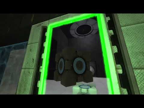 Trakoize Plays Portal Reloaded (Fan Mod) (Part 1)