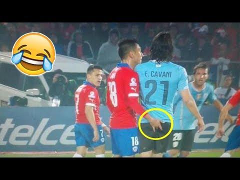 Las Reacciones mas Estúpidas y Graciosas del Fútbol
