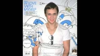 David Guetta - In love with myself - Audio