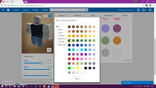 HOW TO GET EXTRA SKIN TONES IN ROBLOX AVATAR!!!