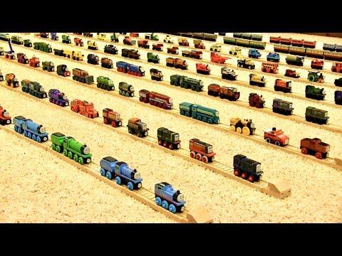 Thomas Wooden Railway Collection (#8)