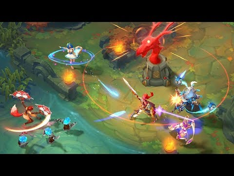 The Best Mobile MOBA I've Played (Dungeon Hunter Champions)