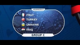 Eurocan 2017 - iFVPA Italy vs iFVPA Ukraine