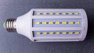 💡Посылка с AliExpress: Лампа светодиодная для софт-бокса (фото-осветитель)