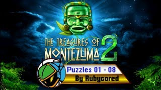 The Treasures of Montezuma 2 Puzzle - Level 1 (of 5)[720p]