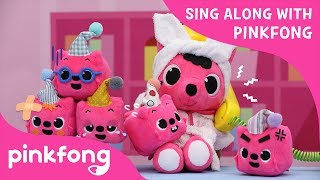 Five Little Pinkfongs | Toy Show | Pinkfong Songs for Children