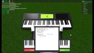 Shake It Off On Roblox Piano
