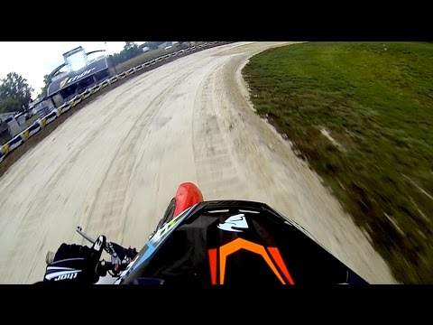 Loretta Lynn's One Lap with Mr. Davey Coombs