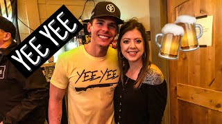 Meeting GRANGER SMITH backstage!! *YEE YEE!!*