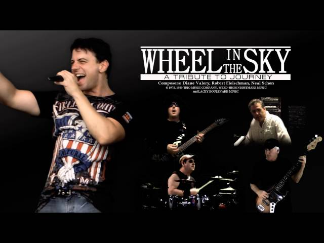 Wheel In The Sky  - VIRTUAL COLLABORATION