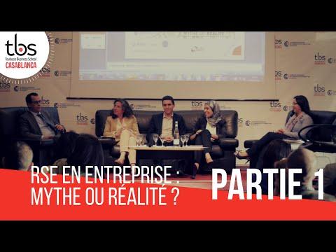 """""""RSE en entreprise : Mythe ou Réalité ?"""" - Partie 1"""