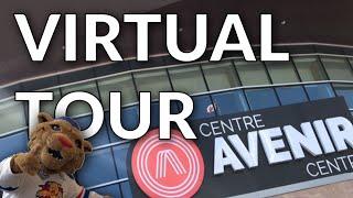 monctons avenir centre grand opening tour