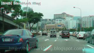 [HD 3D] On the way 活著,自製立體影片(紅/ 藍綠),DIY 3D Video (red u0026 cyan)