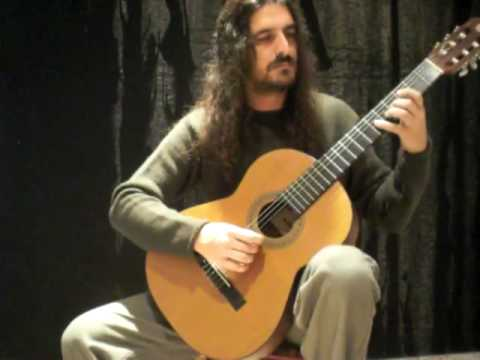 Solo guitarra admira irene youtube for Guitarra admira
