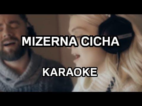 Margaret & Kuba Badach - Mizerna Cicha [karaoke/instrumental] - Polinstrumentalista