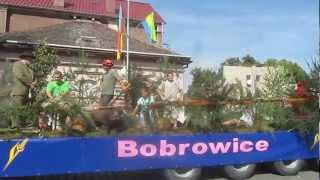 9 09 2012  r Szprotawa DOŻYNKI WOJEWÓDZKIE   Bobrowice .