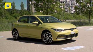 VW Golf 1.5 eTSI  - Test de voiture