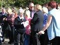 Margaret Ferguson Bench Dedication Day 2