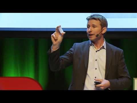Entering the Chat Room of Cancer Cells | Johan Skog | TEDxUmeå