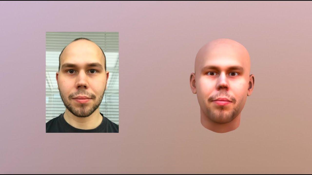Realistic animated 3D avatars from a single image | Avatar SDK