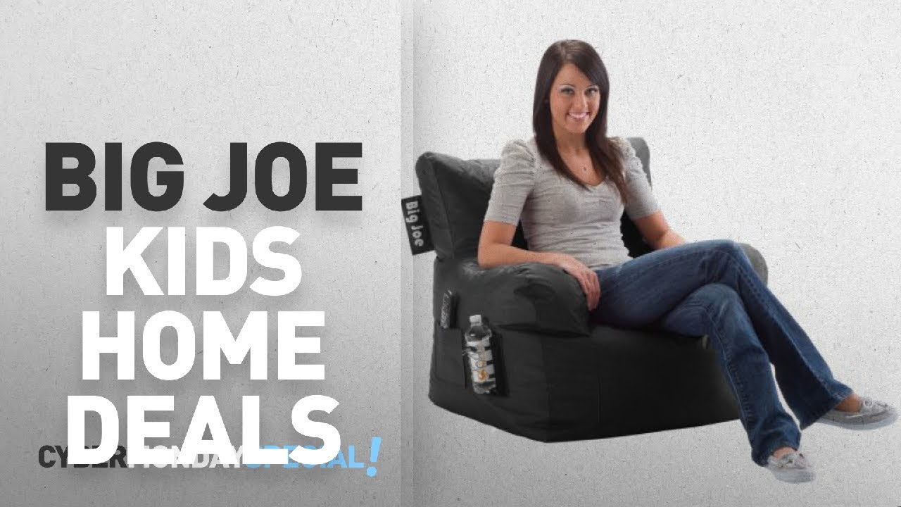 Walmart Top Cyber Monday Big Joe Kids Home Deals Bean Bag Chair Multiple Colors