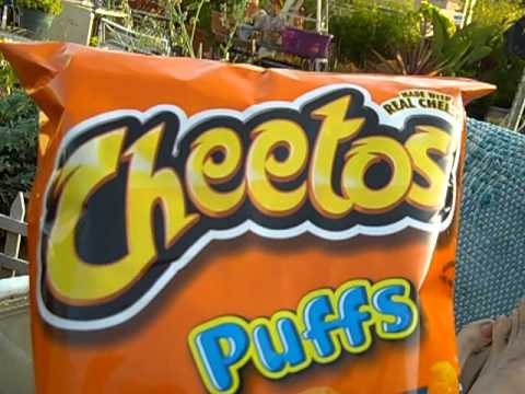 Cheetos have fluoride and are genetically modified .