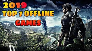 2019 Top 7 Best OFFLINE Games For Android & iOS