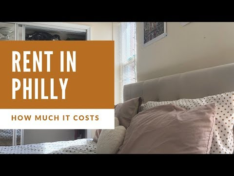WHAT $550/ MONTH GETS YOU IN PHILADELPHIA | APARTMENT TOUR
