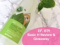 Ep. 024 Basic H Review & Giveaway (Closed)