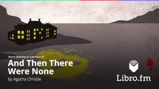 And Then There Were None by Agatha Christie (audiobook excerpt)