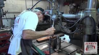 Small Broken Tap Removal by EDM Metal Disintegrator