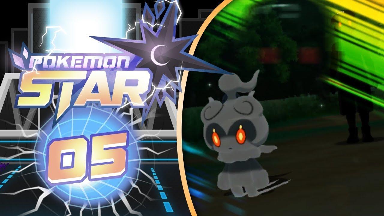 Release/USUM] Pokémon Star - A Fully-featured Pokémon Sun