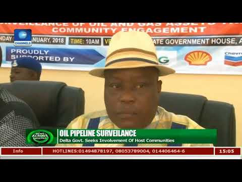 Oil Pipeline Surveillance: Delta Govt Seeks Involvement Of Host Communities