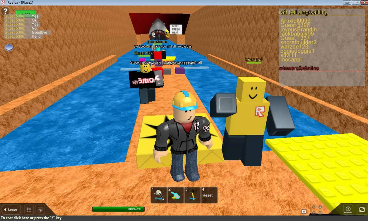 roblox free play as guest