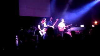 Cloverton - Hallelujah live - Dodge City, Kansas