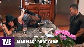 Video Merika Palmiste's Meltdown | Marriage Boot Camp: Reality Stars Season 6 download MP3, 3GP, MP4, WEBM, AVI, FLV November 2017