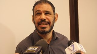 Nogueira Stopped Using Supplements After Contaminated Product Caused Failed Test - MMA Fighting