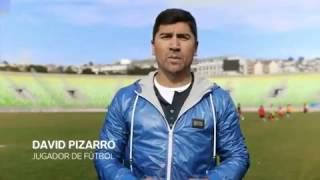 COPA AMÉRICA 2015 EN VALPARAÍSO CON DAVID PIZARRO